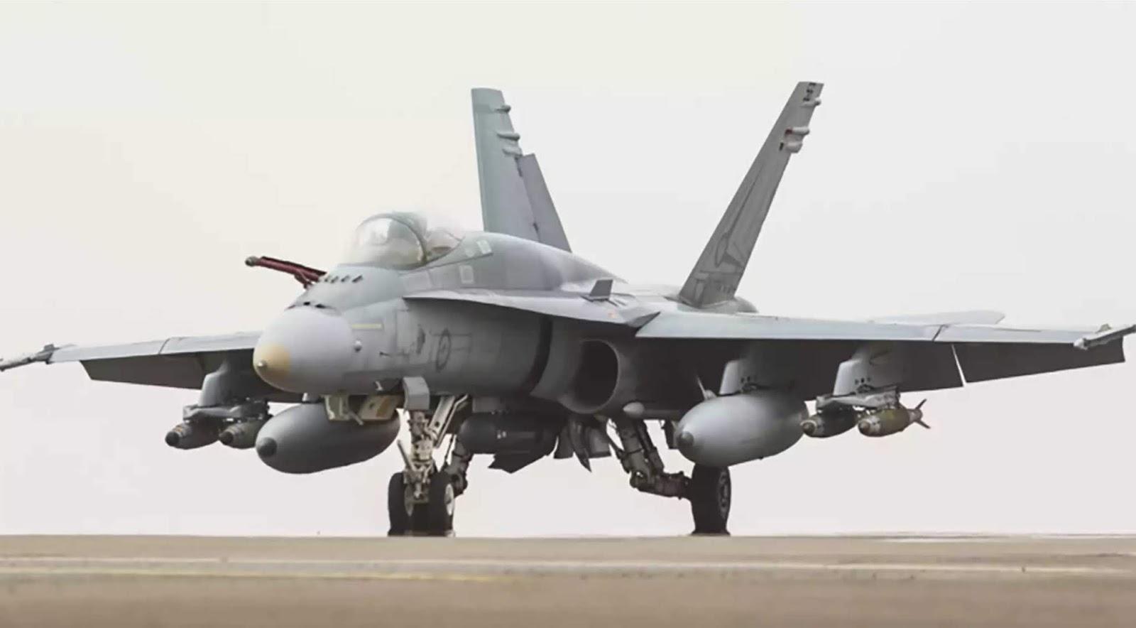 AU Kanada akan menerima pesawat tempur F - A-18 pertama dari Australia pada musim semi 2019