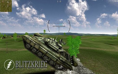 Armored Aces 3D Tanks Online-4