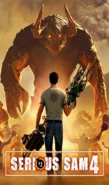 Serious Sam 4 Digital Deluxe Edition v1.01 HotFix / Build 557352/5595962 + DLC + Bonus + Multiplayer