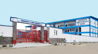Trinity University Yaba Lagos School Fees Schedule 2019/2020