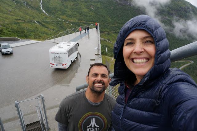 Utsikten Gaularfjellet