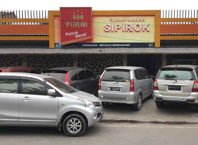 Rumah Makan Sipirok, tempat bukber murah di Medan
