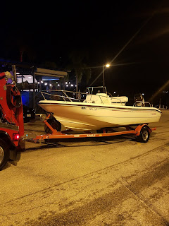 Junk my boat Tampa FL