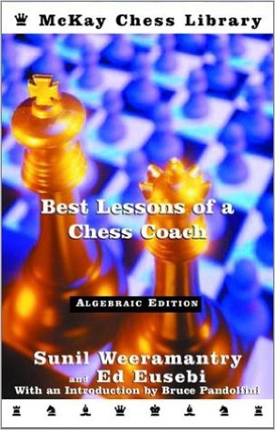 Best Lessons of a Chess Coach front cover