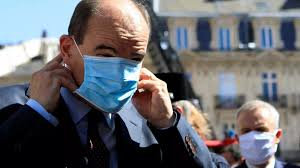French Prime Minister warns Covid-19 infection rate headed in wrong direction, public becoming careless