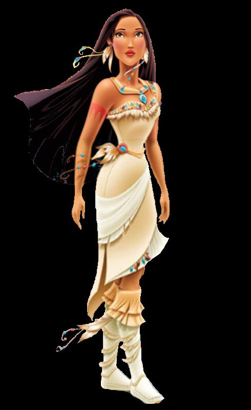 Render Pocahontas
