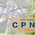 Info Penting Mengenai Pendaftaran CPNS Tahun 2018