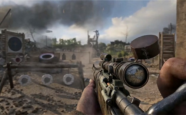 The new Call of Duty arrives in the fall