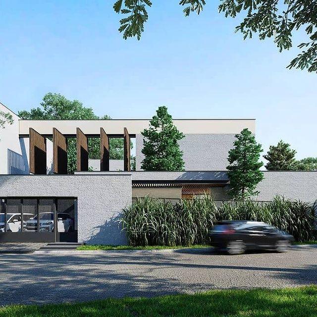 desain rumah minimalis ada garasi mobil
