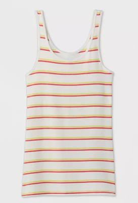 A New Day Slim Fit Any Day Tank Top