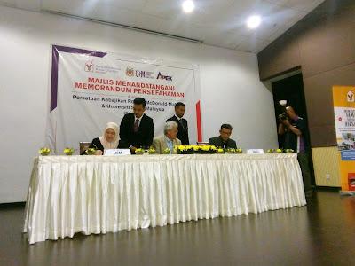 Rumah Ronald McDonald Ke-2 Di Hospital Universiti Sains Malaysia Kubang Kerian