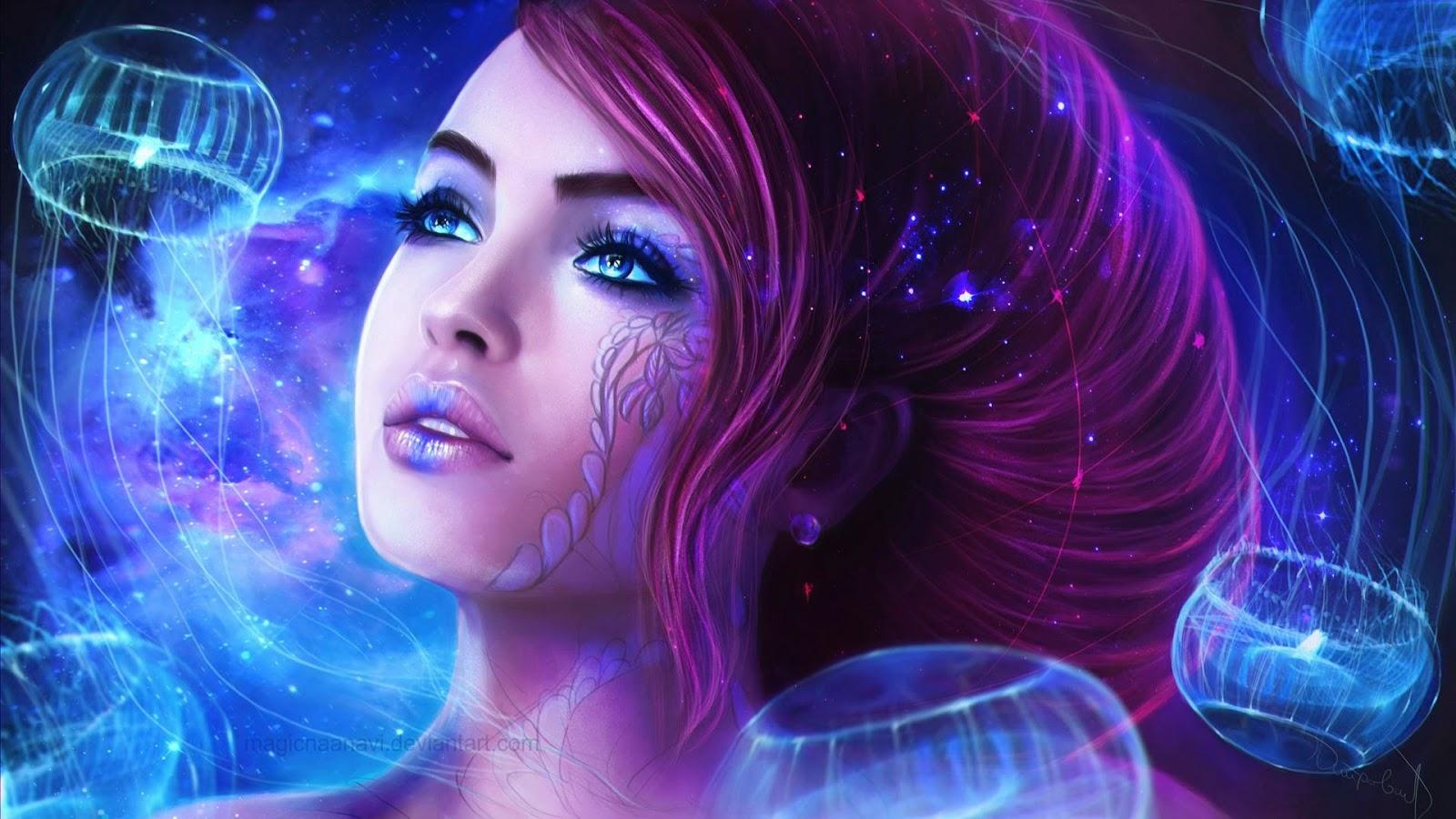 Divyatattva astrology free horoscopes psychic tarot yoga - Galaxy wallpaper for girls ...