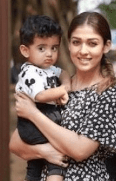 Baby boy with Nayanthara, who is the boy?