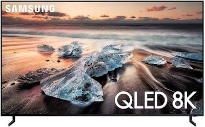 Samsung Q900R 8K TV Samsung OLED TV: does it make a difference?