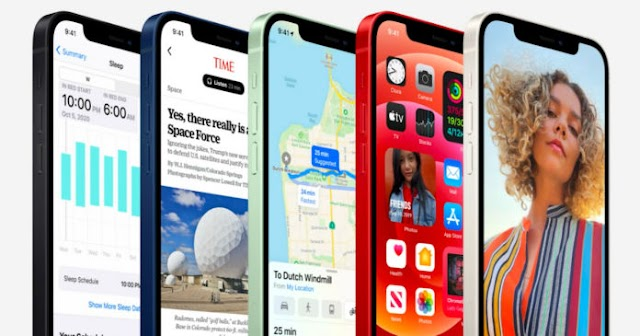 What will cost Iphone 12 128gb variant with dual camera and 6.1inches display in Hindi?