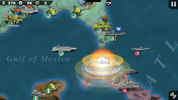 Screenshot World Conqueror 4 - Apcoid