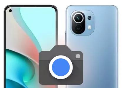 Google Camera Xiaomi Mi 11 Lite