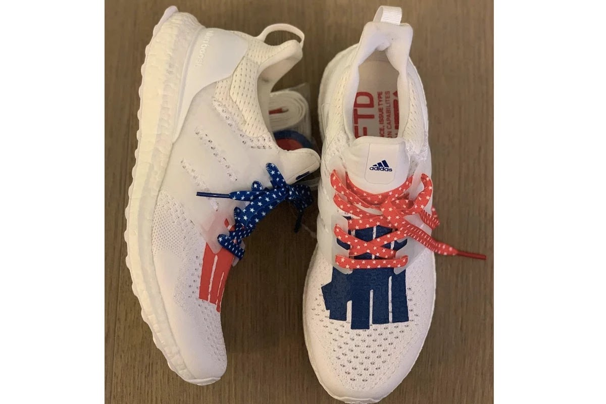 "38aea0a169427 adidas and UNDEFEATED are set to reunite for this year s July 4th. The  ""Independence Day"" take on the UltraBOOST silhouette features a white  Primeknit upper ..."