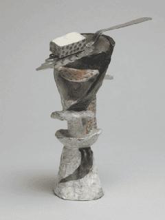 copo de absinto de Pablo Picasso 1914