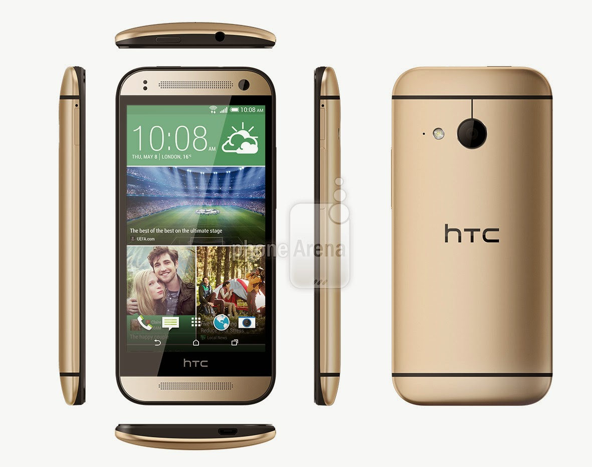 Spesifikasi dan Harga HTC One Mini 2