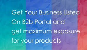 Just how B2B Portals Are Valuable to promote Your Organization?