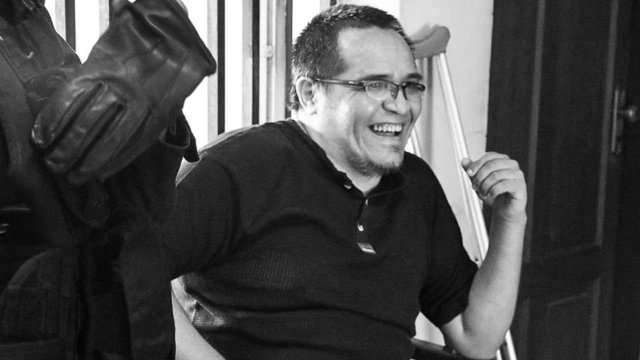 El abogado Jhasmani Torrico que tiene una sentencia de seis años por tortura / DIARIO OPINIÓN