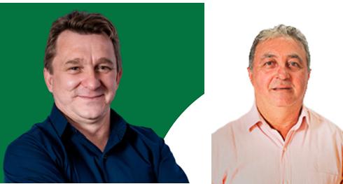 Eleição para presidência da Câmara de Vereadores de Roncador: Pedro do Neco ou Jenauro Hruba?