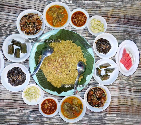 Palembang Nasi Minyak