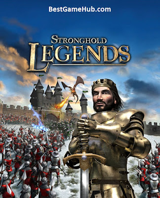 Stronghold Legends Compressed PC Game Free Download