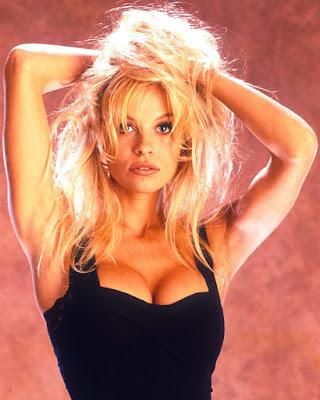 cewek masni dan seksi Pamela Anderson