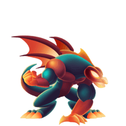 Dragão do Poder (Jovem)