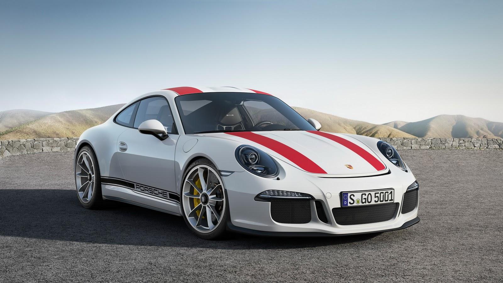 Porsche 911 - Huyền thoại 50 năm vẫn còn đó