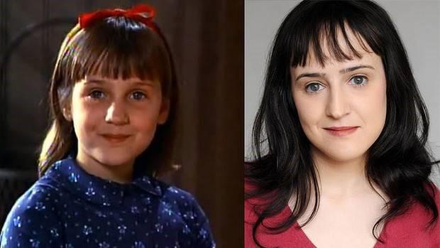 La protagonista de Matilda padece de trastornos mentales