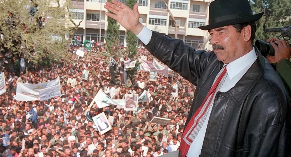مغامرة العصر لصدام حسين كلفت العراق والمنطقة ثمنا باهضا