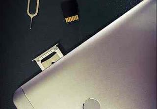 Kartu MicroSD di xiaomi