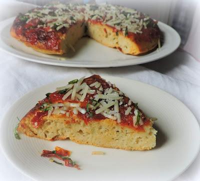 Tomato Pan Bread