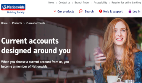 Nationwide – Current Accounts Designed Around You
