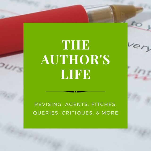 The Author's Life blog category includes articles on how to revise and edit, how to find an agent, how to critique a story, and so much more.