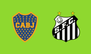 نتيجة مباراة بوكا جونيورز وسانتوس اليوم الخميس 1/7 في نصف نهائي كأس الليبرتادورس