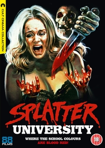 Splatter University (1984) ταινιες online seires xrysoi greek subs