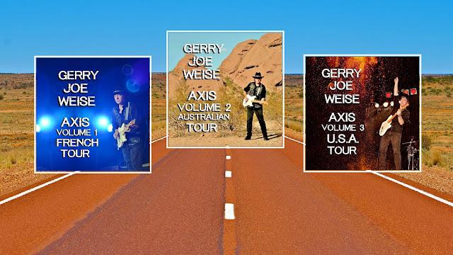 Gerry Joe Weise, Axis Triple album