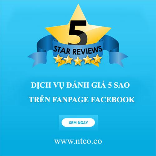 Tang danh gia ngoi sao fanpage facebook