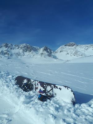 Stubai Glacier / Stubaier Gletscher Snowboarding