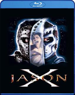 Viernes 13 – Parte 10: Jason X [BD25] *Con Audio Latino