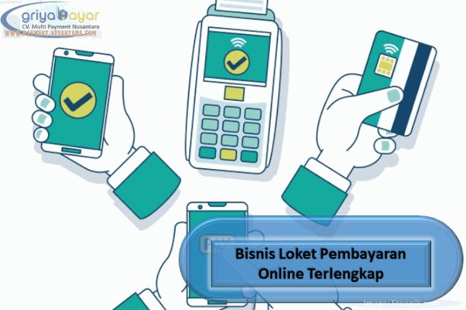 Bisnis Loket Pembayaran Online Terlengkap