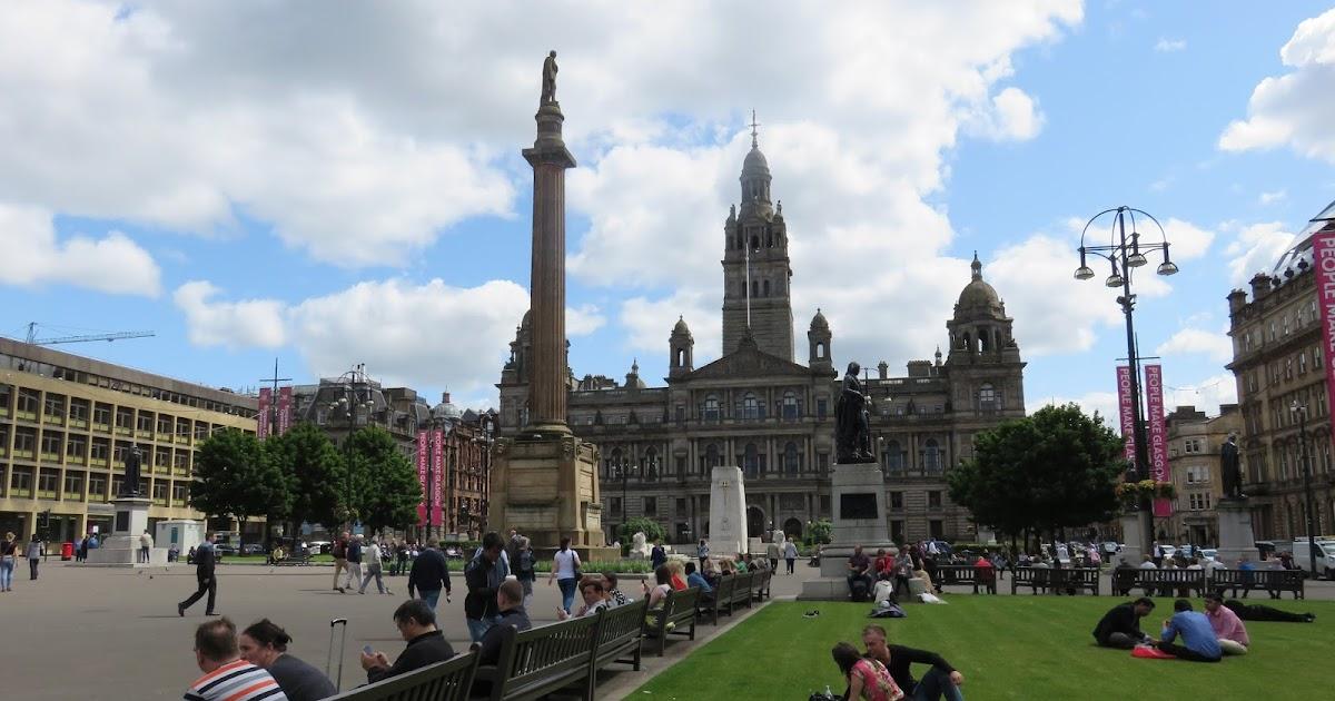 Viajar: Glasgow (Escocia): El centro histórico