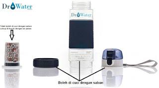 Manfaat Harga botol air Mega 6 Dr+Water asli original untuk kesehatan
