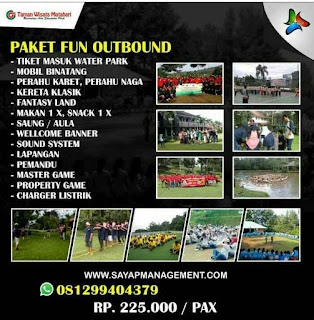 paket fun outbound