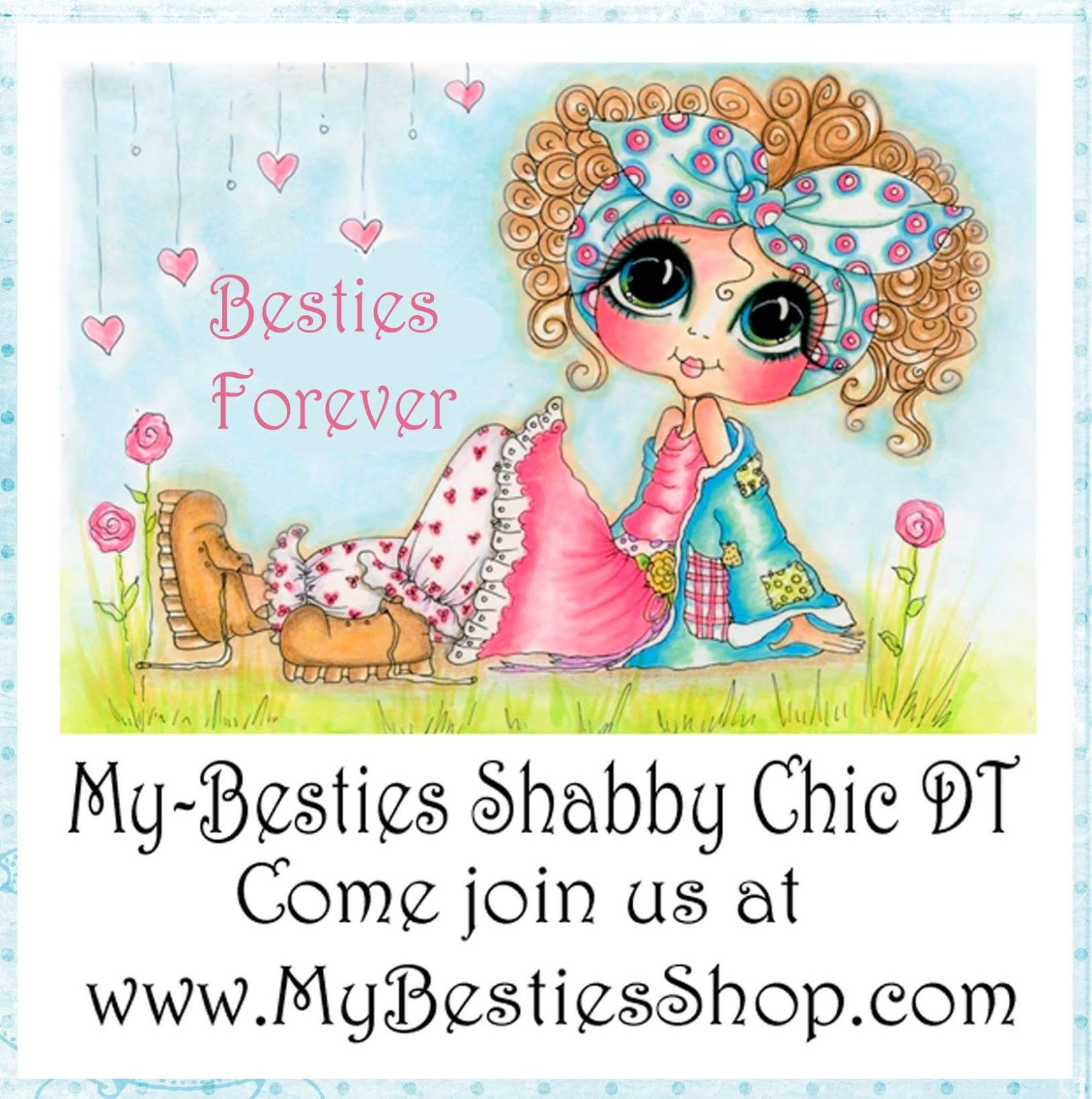 My Besties Shabby Chic Design Team