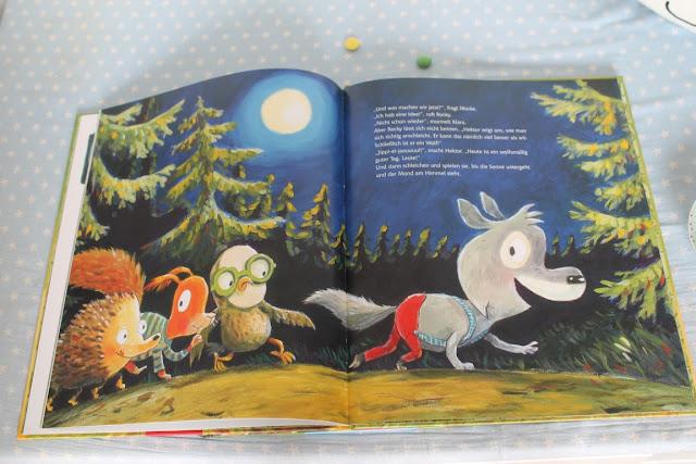 Buchtipp Kinderbuch Hektor ist kein Schisser Jules kleines Freudenhaus